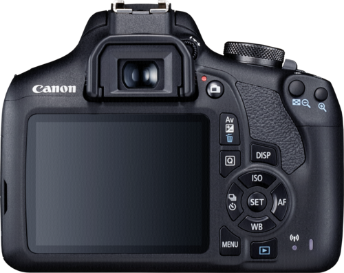 Canon EOS 2000D Kit +