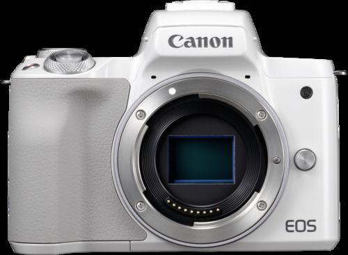 Canon EOS M50 White Body