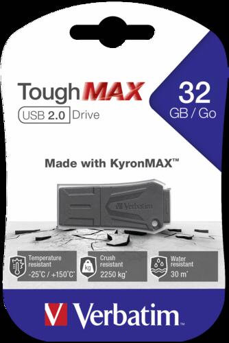 Verbatim ToughMAX 32GB USB 2.0