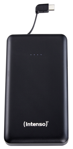 Intenso Powerbank Slim S10000-C 10000mAh black