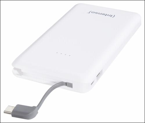 Intenso Powerbank Slim S10000-C