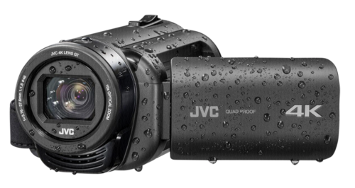 JVC GZ-RY980 black