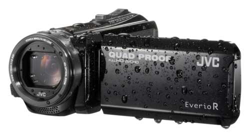 JVC GZ-R401 black