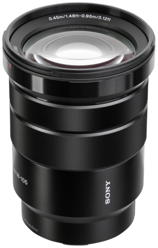 Sony E-Mount 18-105mm f/4G