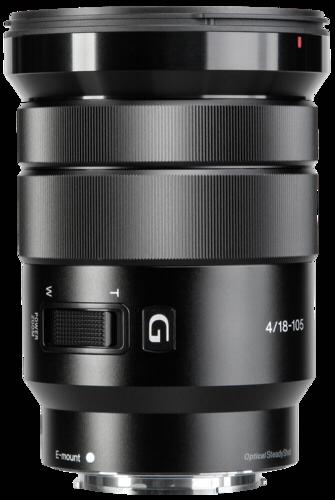 Sony SEL-P 4/18-105