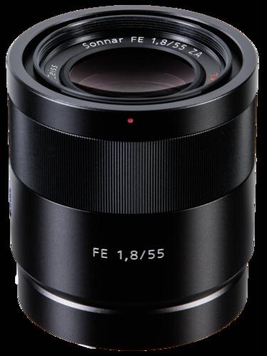 Sony E-Mount 55mm f/1.8 ZA