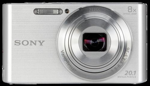 Sony DSC-W 830 Silver