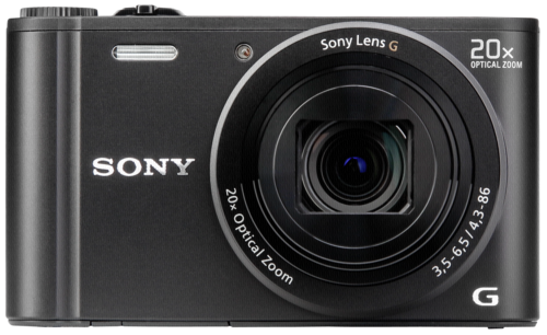 Sony DSC-WX 350 Black