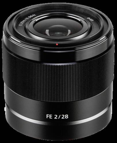 Sony E-Mount 28mm f/2
