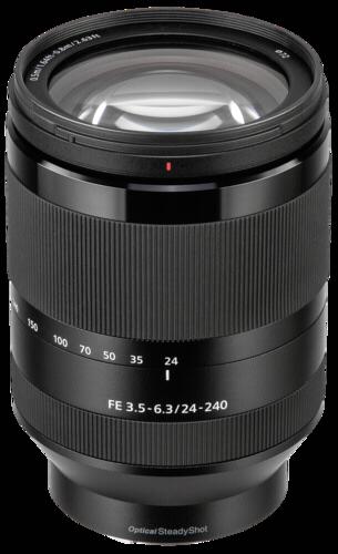 Sony E-Mount 24-240mm f/3.5-6.3 OSS