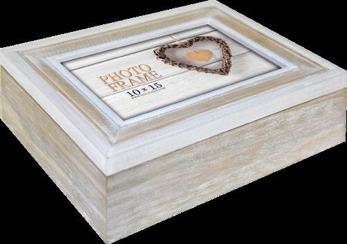 ZEP Zacapo 10x15 Wood Fotobox