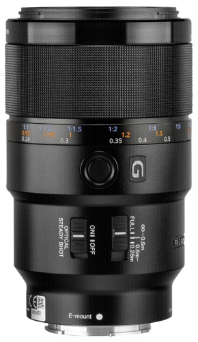 Sony SEL F 2,8/90 Macro G OSS