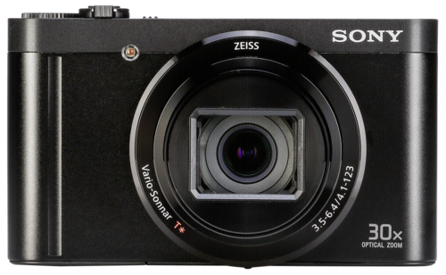 Sony DSC-WX 500 Black