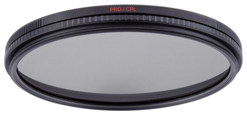Manfrotto Professional Circular Polarising 72mm