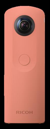 Ricoh Theta SC pink