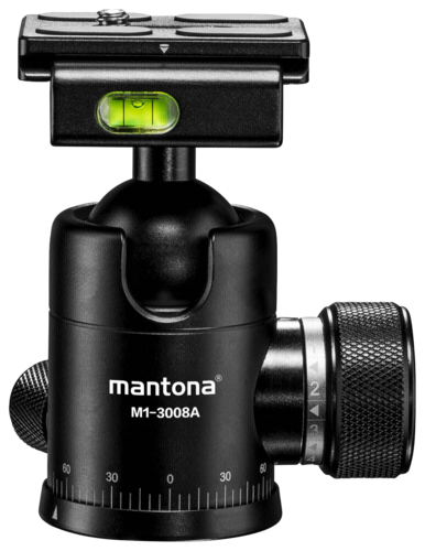 Mantona Onyx 8 ballhead
