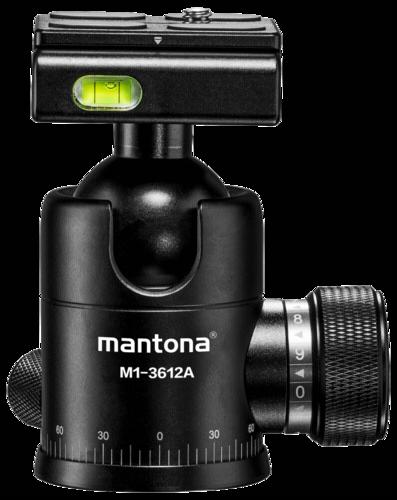 Mantona Onyx 12 ballhead