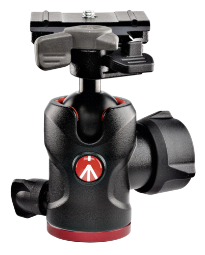 Manfrotto MH494 Ballhead with 200PL-PRO Quick Release Plate