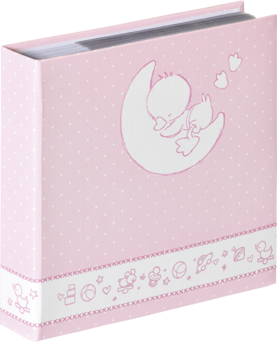 Walther Cuty Ducky pink 10x15 - 200 photos