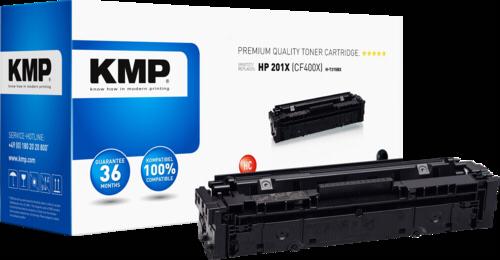 KMP H-T215BX Toner black