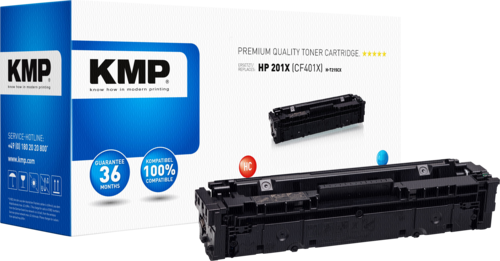 KMP H-T215CX Toner cyan
