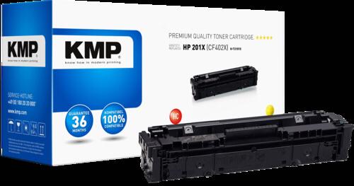 KMP H-T215YX Toner yellow