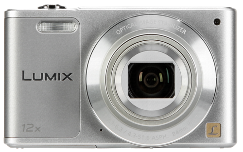 Panasonic Lumix DMC-SZ 10 Silver