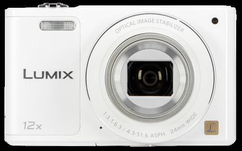 Panasonic Lumix DMC-SZ 10 White