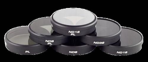 PolarPro Filter Set 6 Pack Zenmuse X3