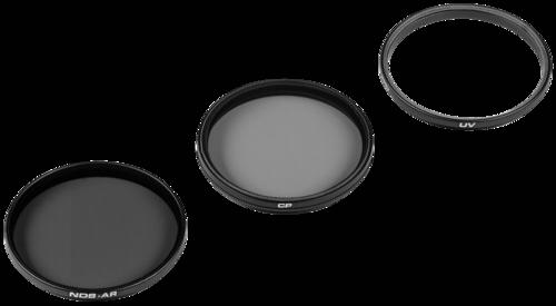PolarPro Filter 3-pack for DJI Zenmuse X5 with DJI Lens
