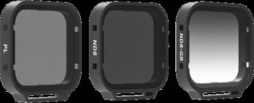 PolarPro Venture Filter 3-Pack for GoPro 5 / 6