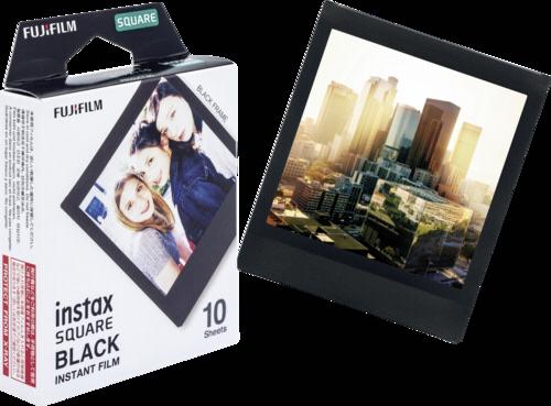 Fujifilm Instax Film Square Black Frame
