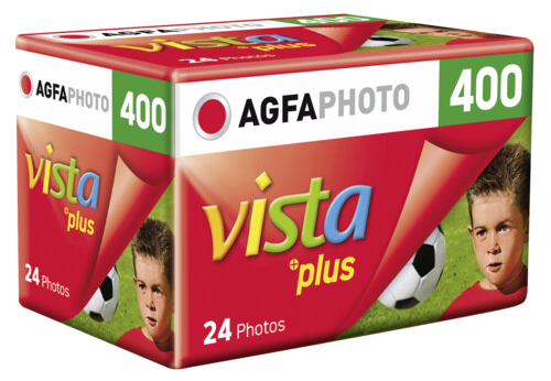 AgfaPhoto Vista Plus 400 135/24