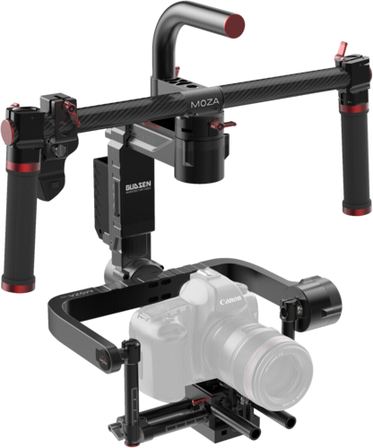 Gudsen MOZA Lite2 Basic 3-Axis Gimbal with Handlebar