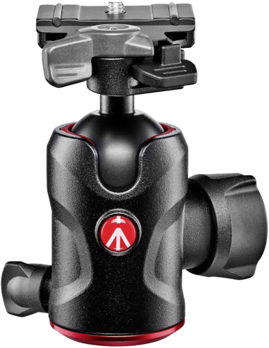 Manfrotto MH496 Ballhead with 200PL-PRO Quick Release Plate