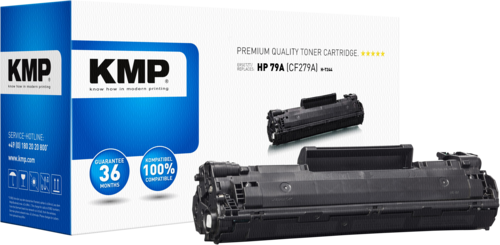 KMP H-T244 Toner black compatible with HP CF 279 A