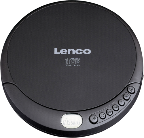 Lenco CD-010 Black