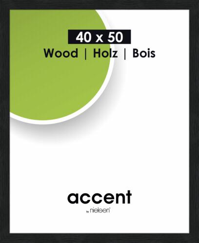 Nielsen Accent Magic 40x50 wood black