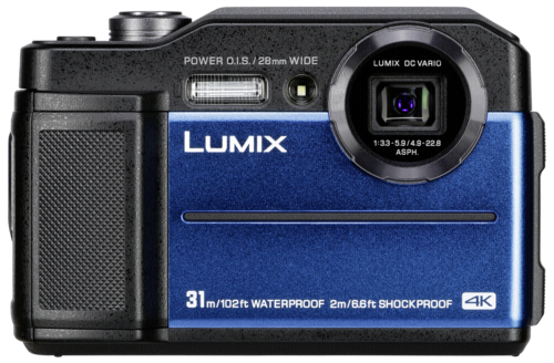 Panasonic Lumix DC-FT 7 blue
