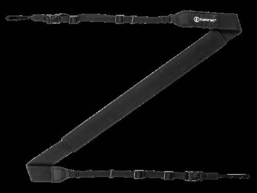 Tamrac QR Strap Microfiber black