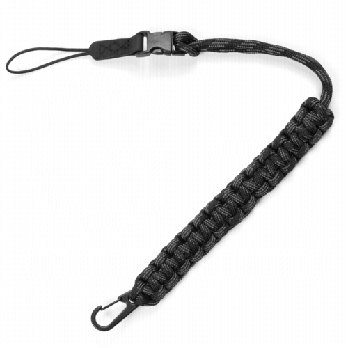 Tamrac QR Strap Paracord Wrist black