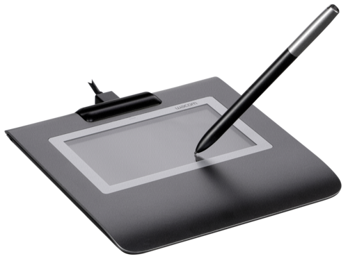 Wacom Signature Terminal Tablet