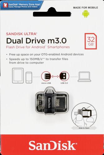 SanDisk Ultra Dual Drive 32GB USB 3.0