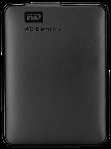Western Digital WD Elements Portable HDD 4TB USB 3.0