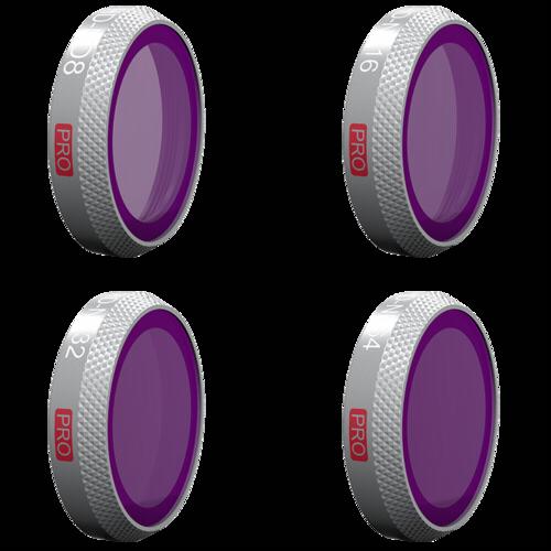 PGYTECH Filter Combo 4Pack PRO ND for DJI Mavic 2 Zoom