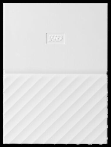 Western Digital My Passport 2TB Weiss HDD USB 3.0