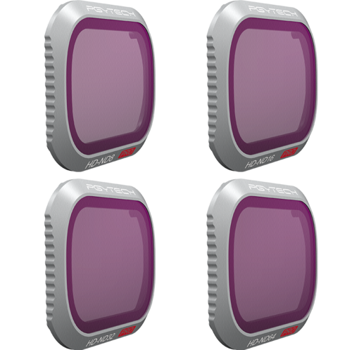PGYTECH Filter Combo 4-Pack PRO ND for DJI Mavic 2 Pro