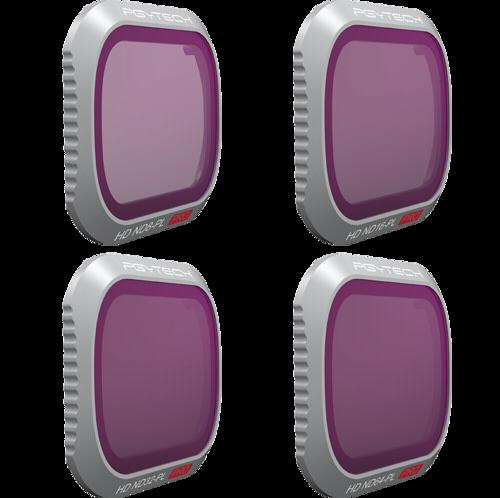 PGYTECH Filter Combo 4-Pack PRO ND/PL for DJI Mavic 2 Pro