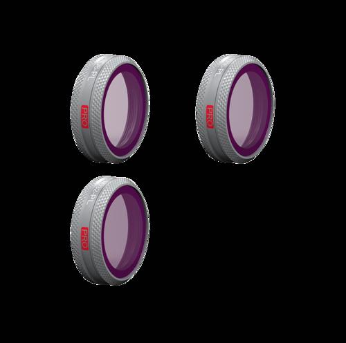 PGYTECH Filter Combo 3-Pack PRO ND/PL for DJI Mavic 2 Zoom