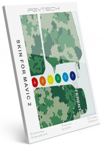 PGYTECH Skin Sticker HA-052 fοr DJI Mavic 2 Pro/Zoom